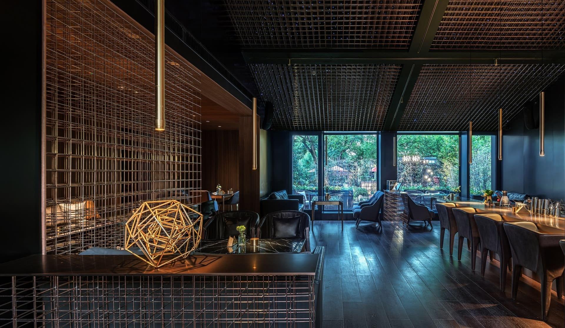 Restaurant Design - Innenarchitektur