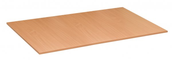 Tischplatte 120x80 Buche Natur Flame