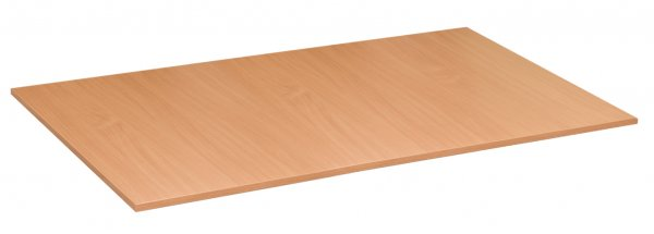 Tischplatte 140x80 Buche Natur Flame