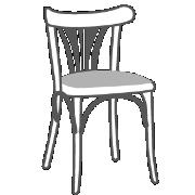 Bugholzstühle & Bistrostühle